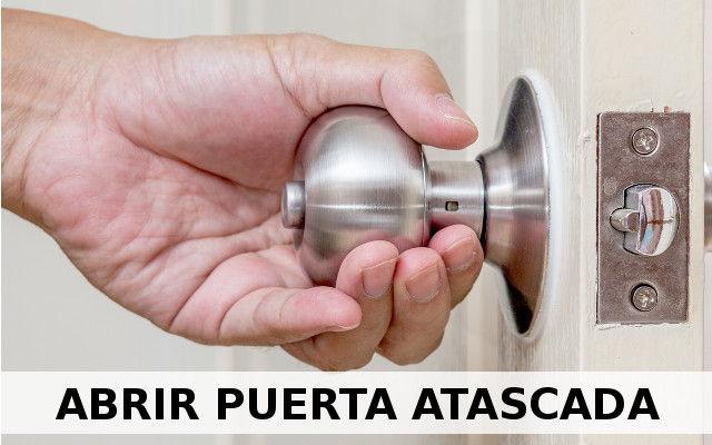 Abrir Puerta Atascada: Pasos para conseguirlo FACILMENTE