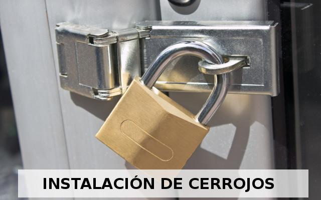 Tipos de cerrojos de seguridad con celos for Tipos de cerraduras
