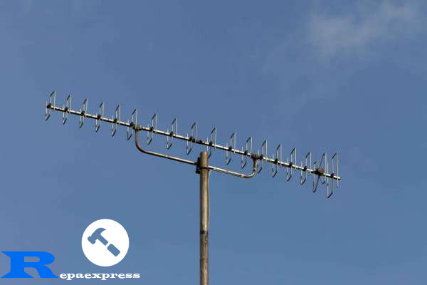 antena tdt exterior