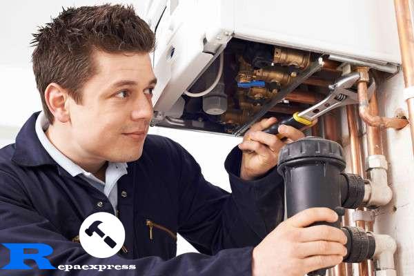 instalador gas caldera condensacion