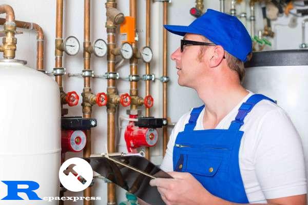 instalador gas caldera
