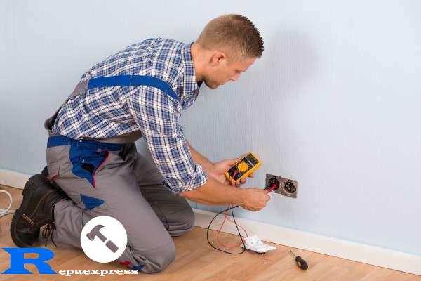 Electricistas profesionales madrid