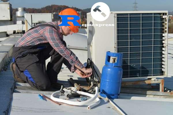 recarga de gas refrigerante Burjassot