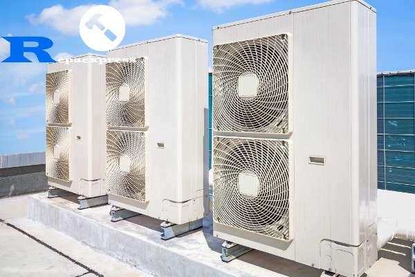reparación aire acondicionado por conductos Manises
