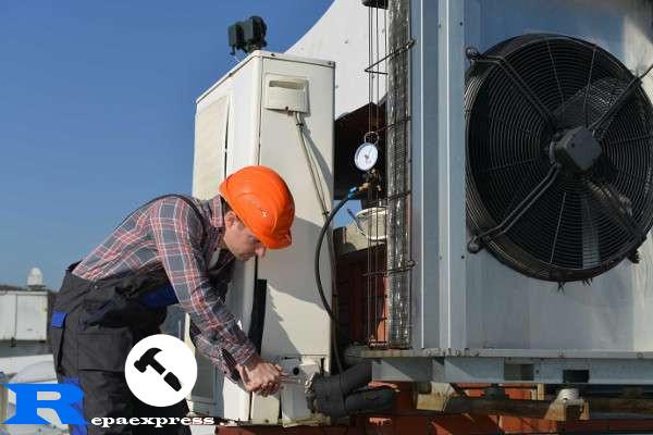 compresor aire acondicionado alicante