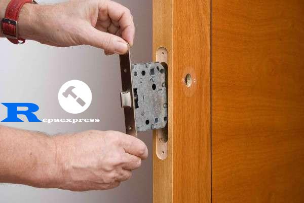 puerta acorazada san sebastian