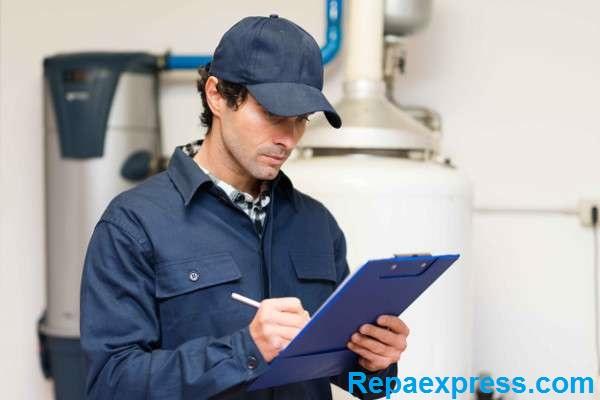 reparar calentador de gas bilbao