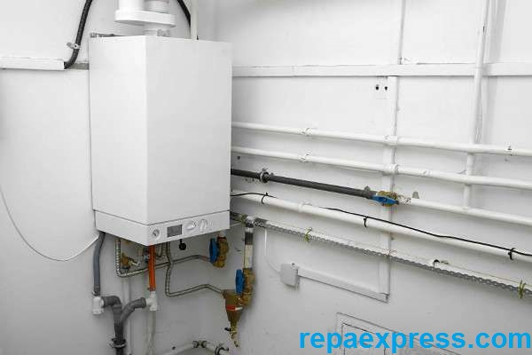 Reparación calentador Santander