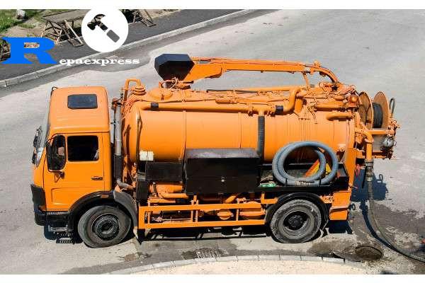 Limpieza de tanque séptico Castellón