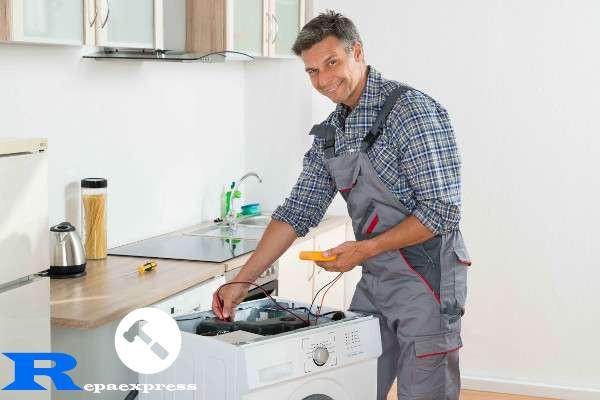 reparar electrodomésticos Madrid
