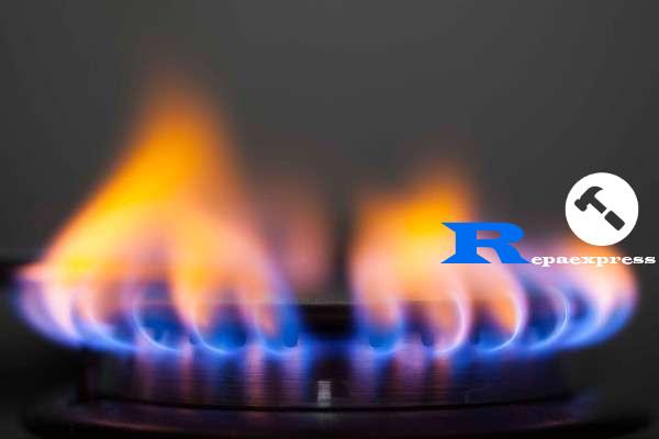 instalación vitrocerámica de gas