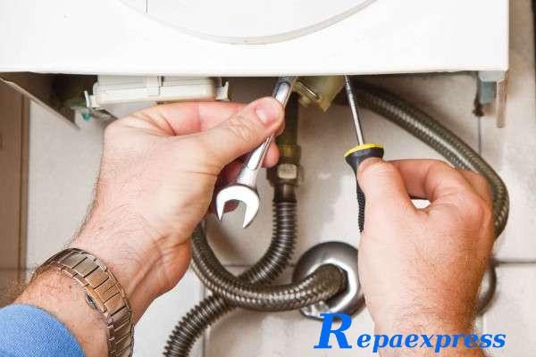 reparación urgente termo eléctrico Oviedo