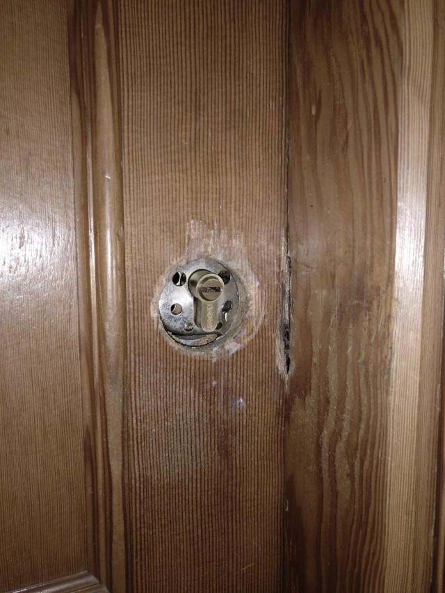 Apertura de puertas granada
