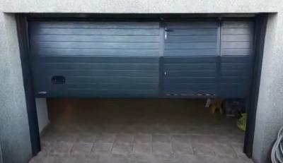 instalar puerta garaje